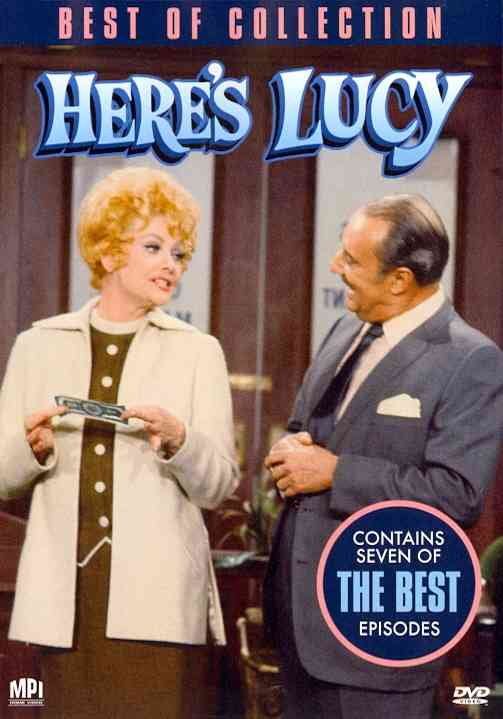 BEST OF HERE'S LUCY BY HERE'S LUCY (DVD)